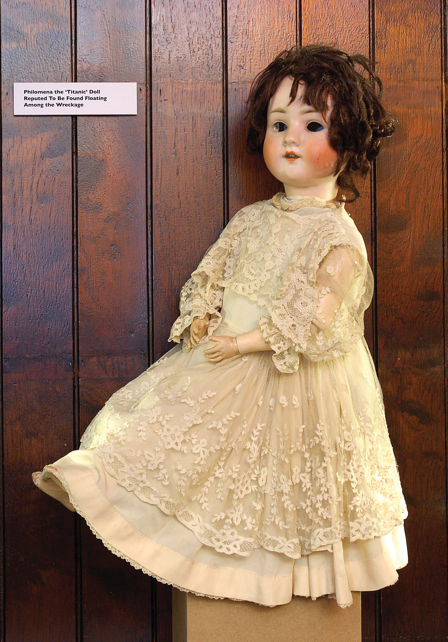 Philomena The Titanic Doll